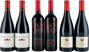 Horoshee ispanskoe vino Baltasar Gracian