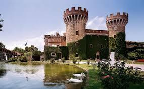 Ispaniia turizm v Castillo Perelada